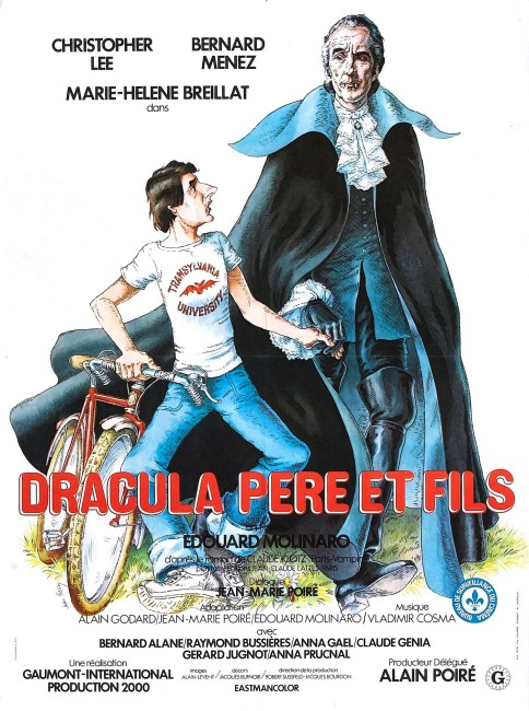 Dracula Father and Son (1976) poster