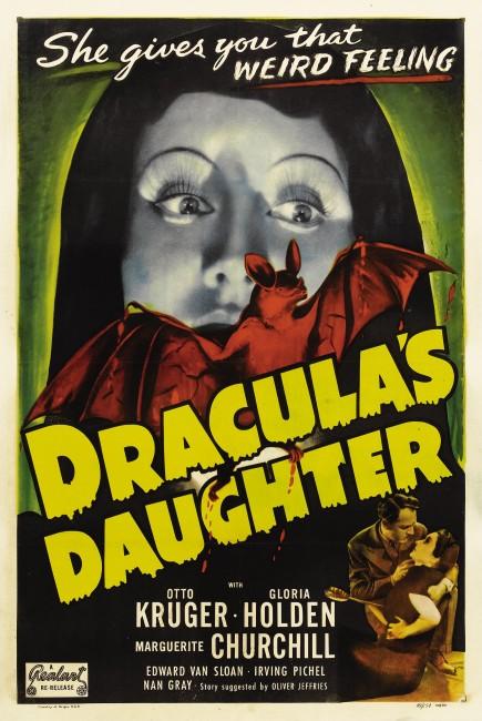 Dracula's Daughter (1936) poster