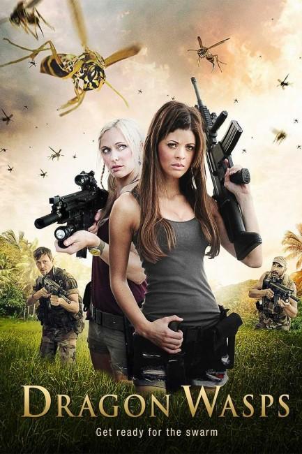Dragonwasps (2012) poster