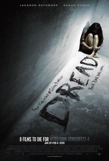 Dread (2009) poster