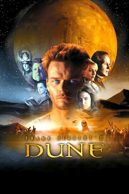 Dune (2000) poster