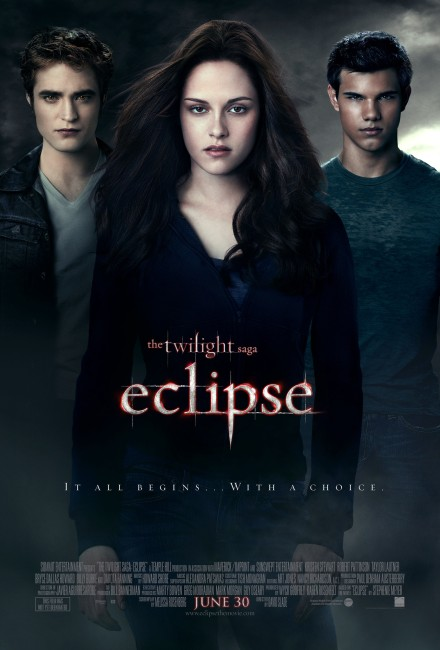 Eclipse (2010) poster