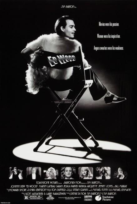 Ed Wood (1994) poster