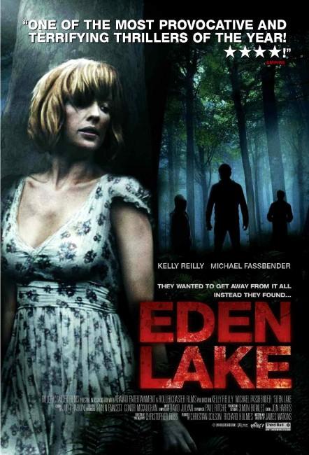 Eden Lake (2008) poster