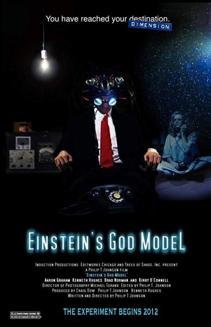Einstein's God Model (2016) poster
