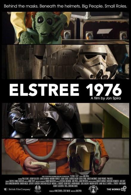 Elstree 1976 (2015) poster