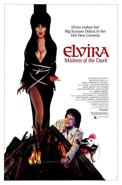 Elvira, Mistress of the Dark (1988) poster