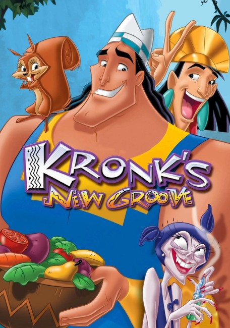 The Emperor's New Groove 2: Kronk's New Groove (2005) poster