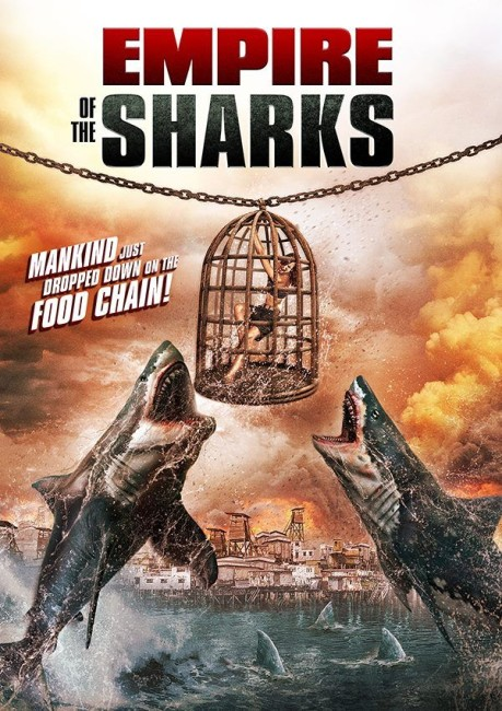 Empire of the Sharks (2017) poster