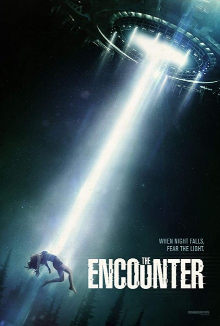 The Encounter (2015) poster