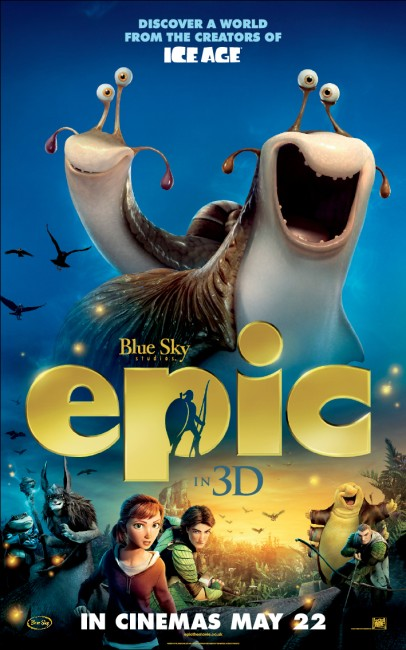 Epic (2013) poster