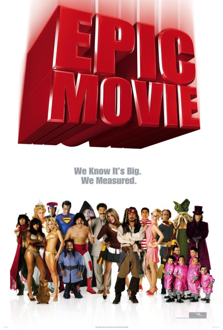 Epic Movie (2007) poster