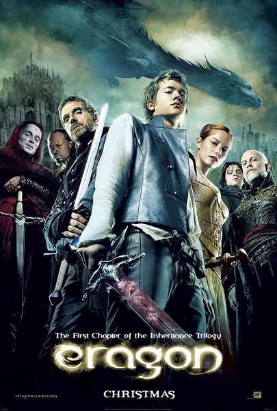 Eragon (2006) poster