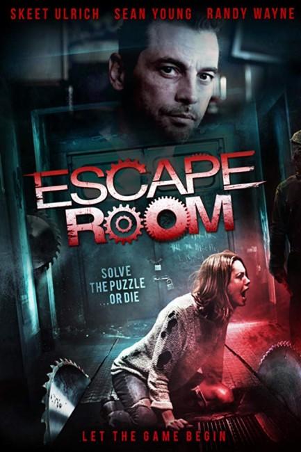 Escape Room (2017) poster