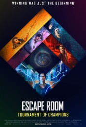 Escape Room: Tournament of Champions (2021) poster