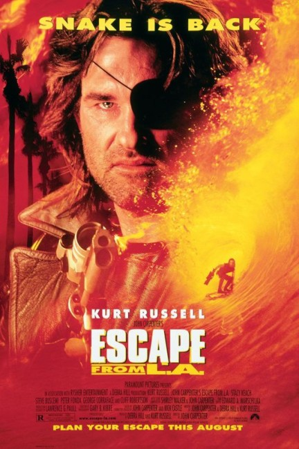 Escape from L.A. (1996) poster