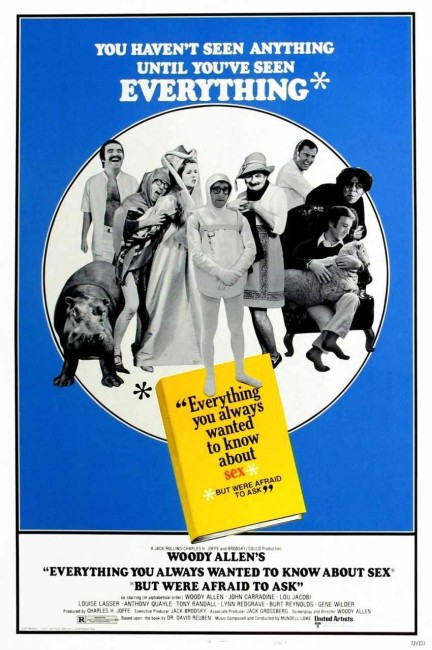 Everything You Always Wanted to Know About Sex * But Were Afraid to Ask (1972) poster