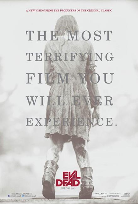 Evil Dead (2013) poster