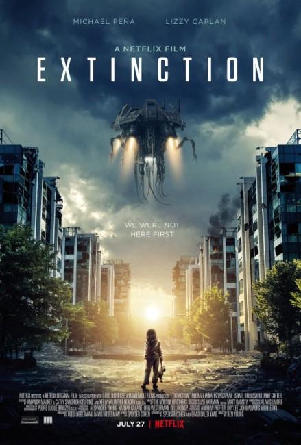 Extinction (2018) poster