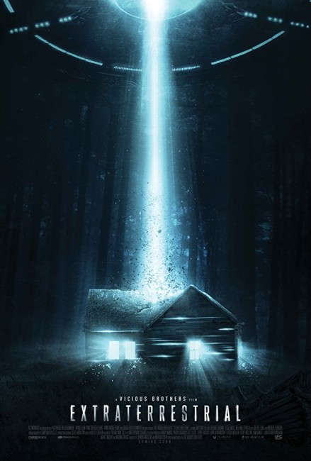 Extraterrestrial (2014) poster