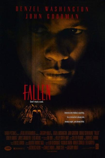 Fallen (1998) poster