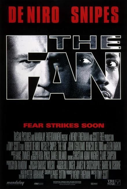 The Fan (1996) poster