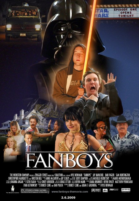 Fanboys (2008) poster