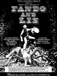 Fando and Lis (1968) poster