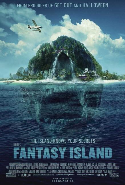 Fantasy Island (2020) posterv