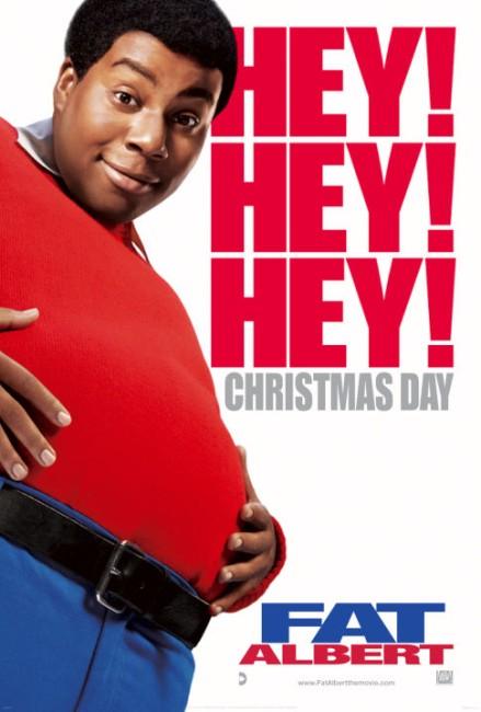 Fat Albert (2004) poster