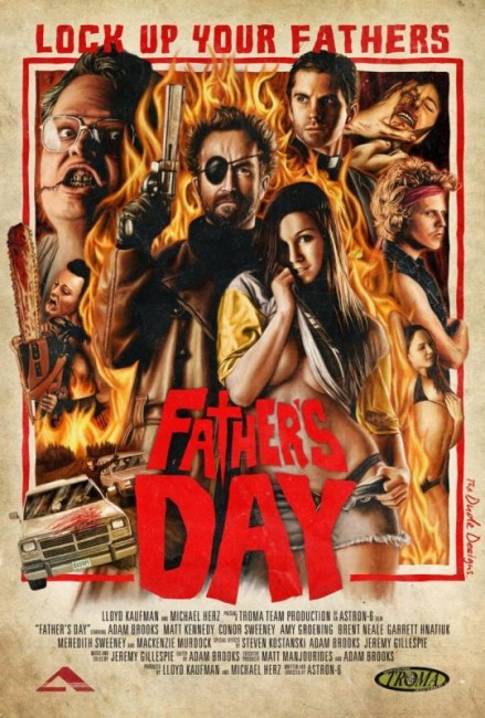 Father's Day (2011) poster