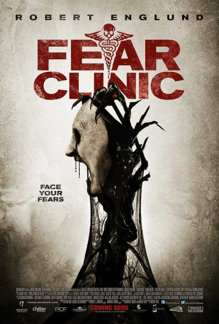 Fear Clinic (2015) poster