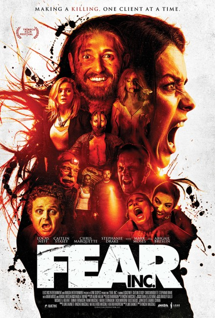 Fear, Inc, (2016) poster