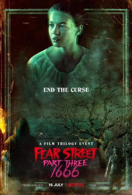 Fear Street 1666 (2021) poster