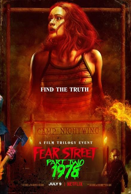 Fear Street 1978 (2021) poster