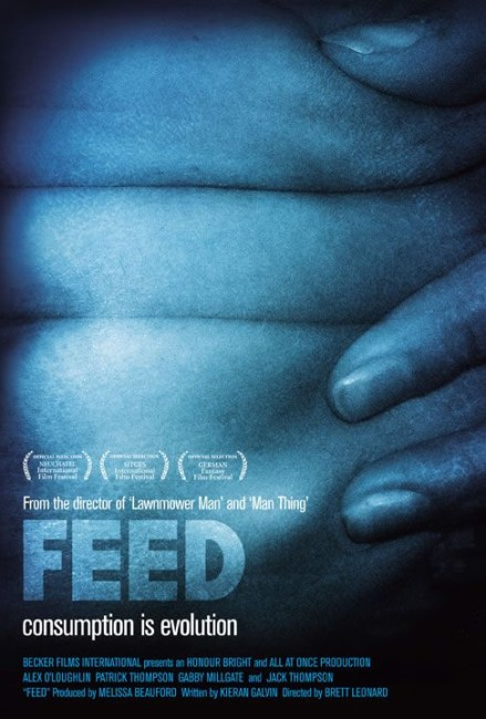 Feed (2005) poster