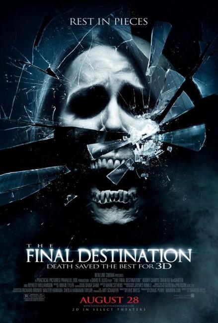 The Final Destination (2009) poster