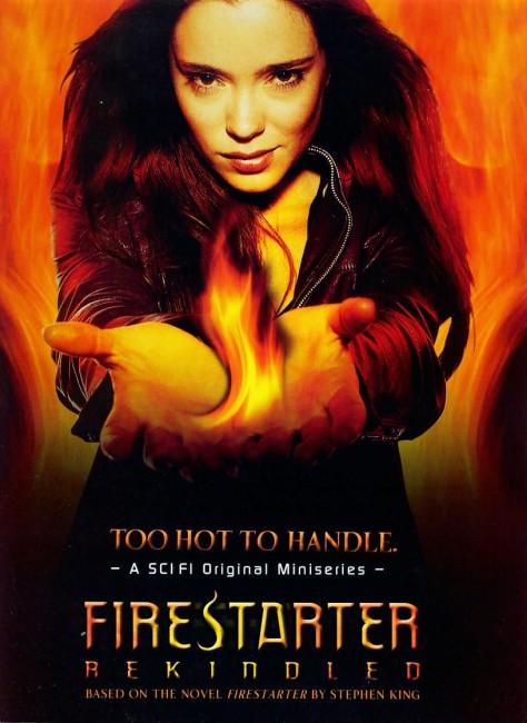 Firestarter Rekindled (2002) poster