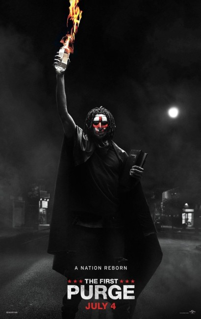 The First Purge (2018) poster
