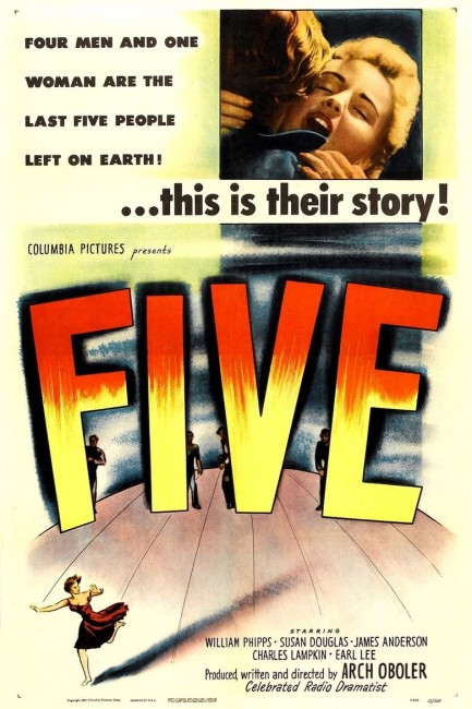 Five (1951) poster