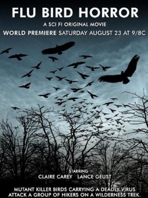 Flu Bird Horror (2008) poster