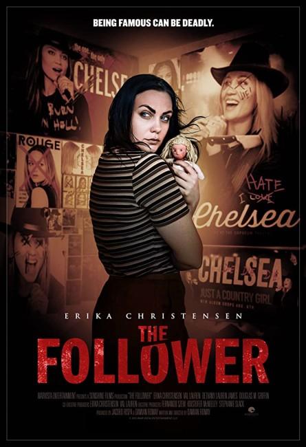 The Follower (2016) poster