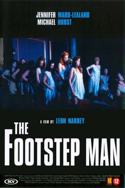 The Footstep Man (1992) poster