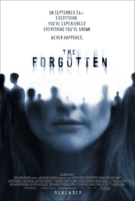 The Forgotten (2004) poster
