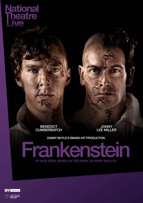 Frankenstein (2011) poster