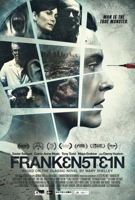 Frankenstein (2015) poster