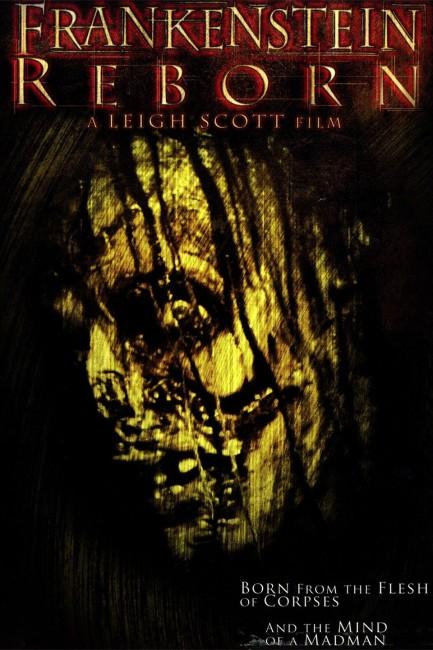 Frankenstein Reborn (2005) poster