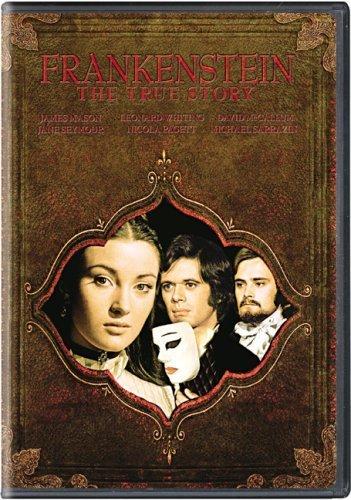 Frankenstein: The True Story (1974) poster