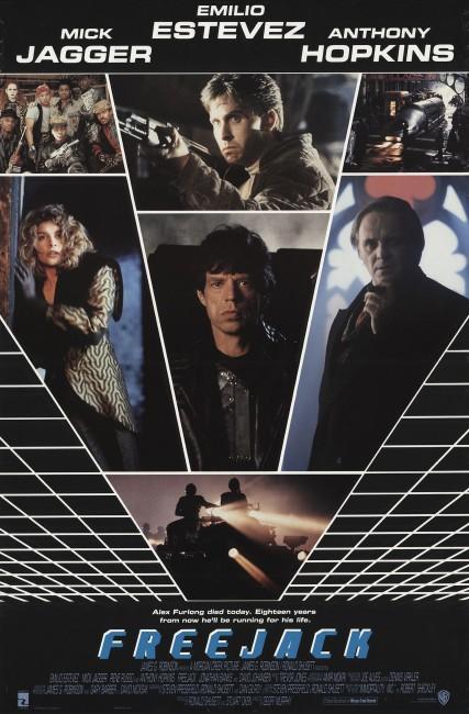 Freejack (1992) poster