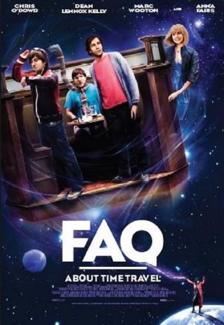 Frequently Asked Questions About Time Travel (2009) poster